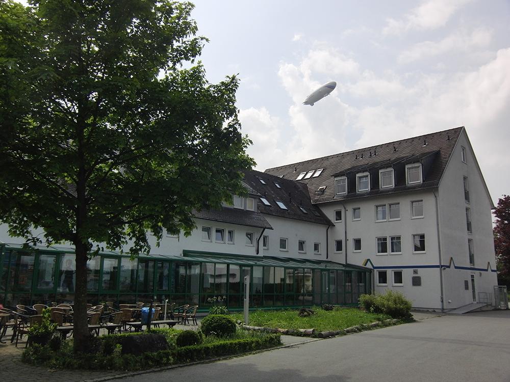 DJH Graf-Zeppelin-Jugendherberge Friedrichshafen