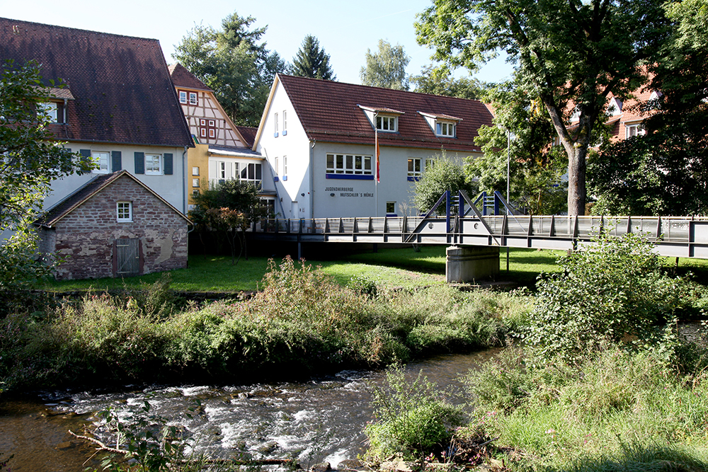 DJH Jugendherberge Mutschlers Mühle Mosbach
