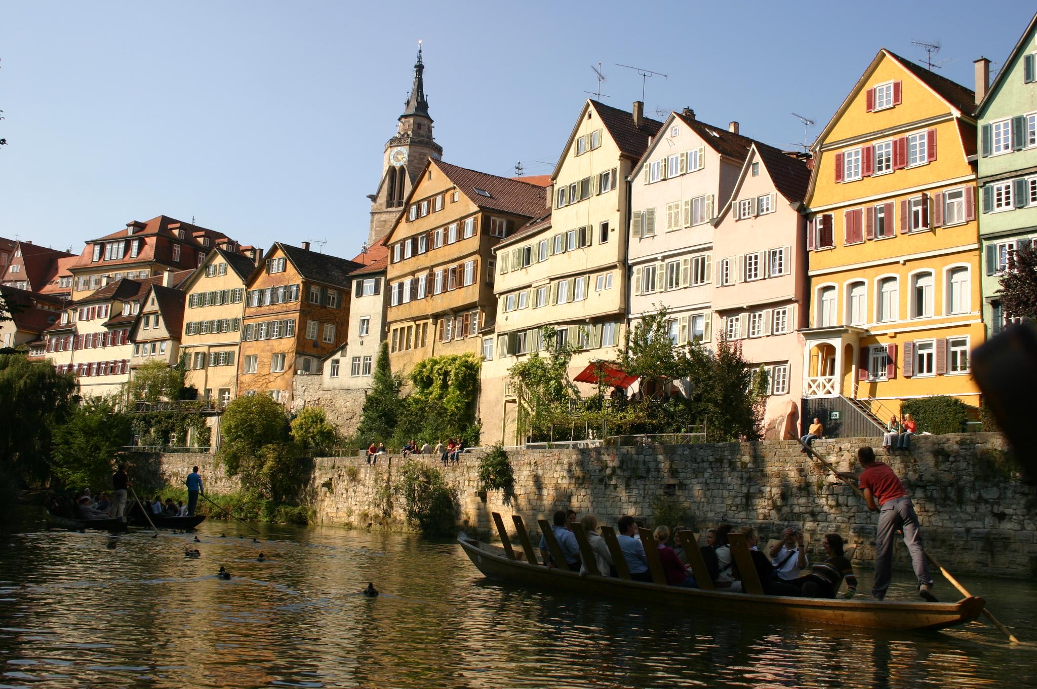 Hotel Am Bad Freibad   Tubingen Deutschland