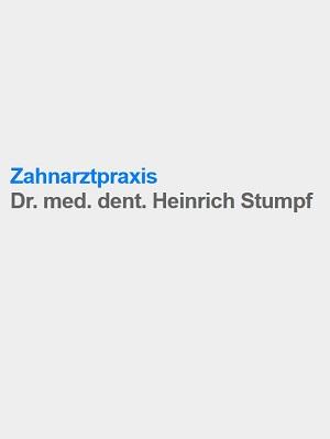 Dr.med.dent. Heinrich Stumpf