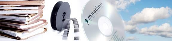 Marathon, Document Scanning and Archive Records Management, Microfilming Services