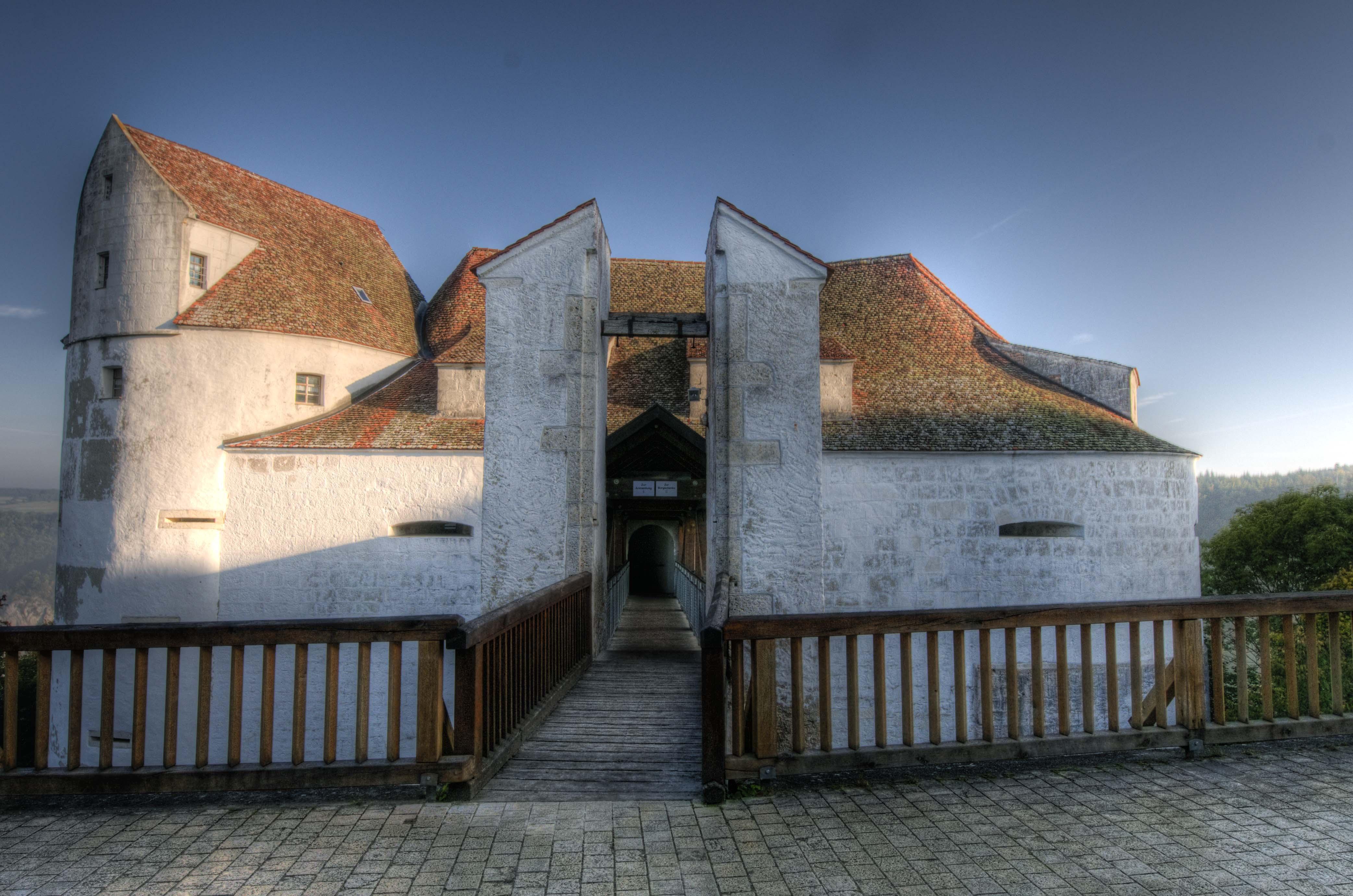 DJH Jugendherberge Burg Wildenstein
