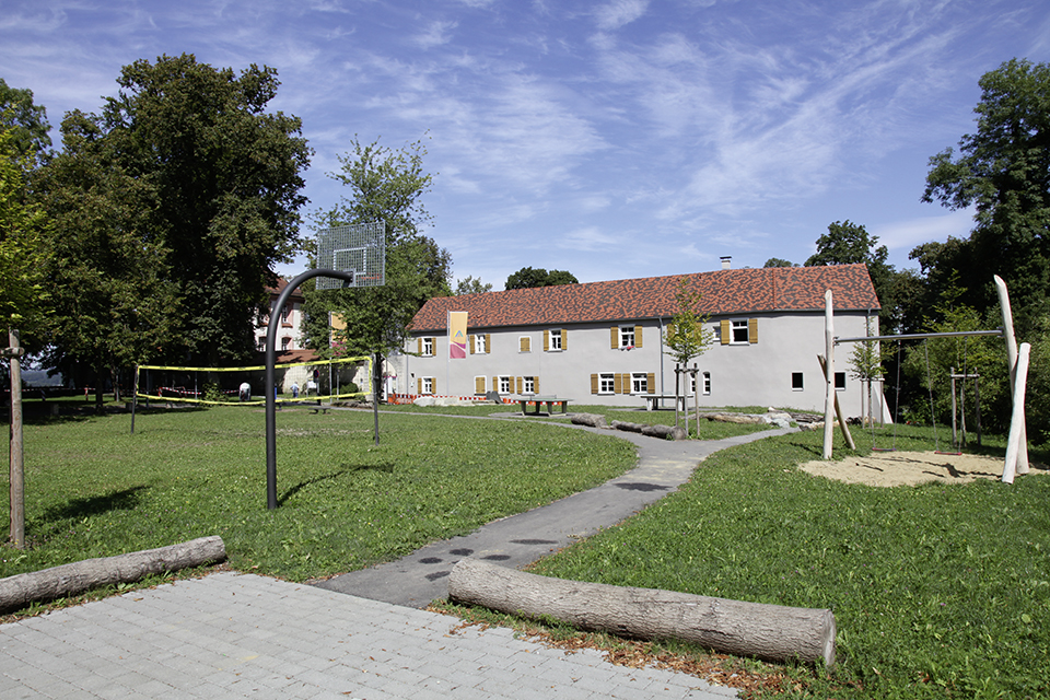 DJH Jugendherberge Veitsburg Ravensburg
