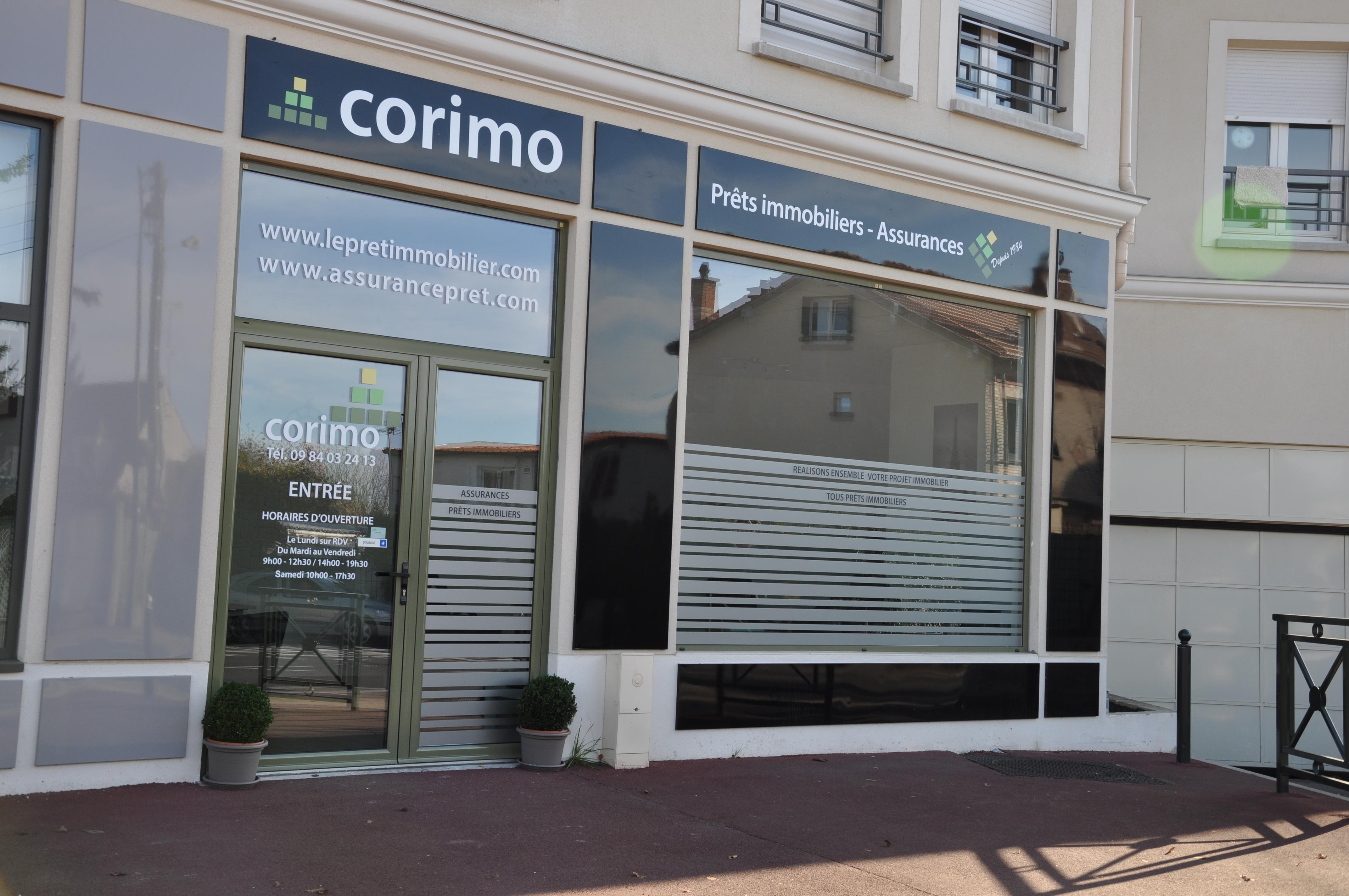 CORIMO SJP FINANCE