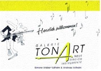 Galerie Ton Art - Geigen