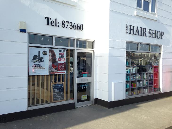 The Hair Shop
