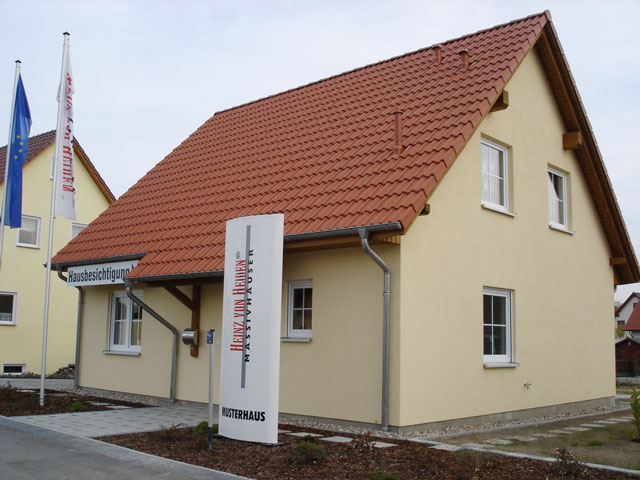 heinz von heiden musterhaus leipzig in 04158 leipzig. Black Bedroom Furniture Sets. Home Design Ideas