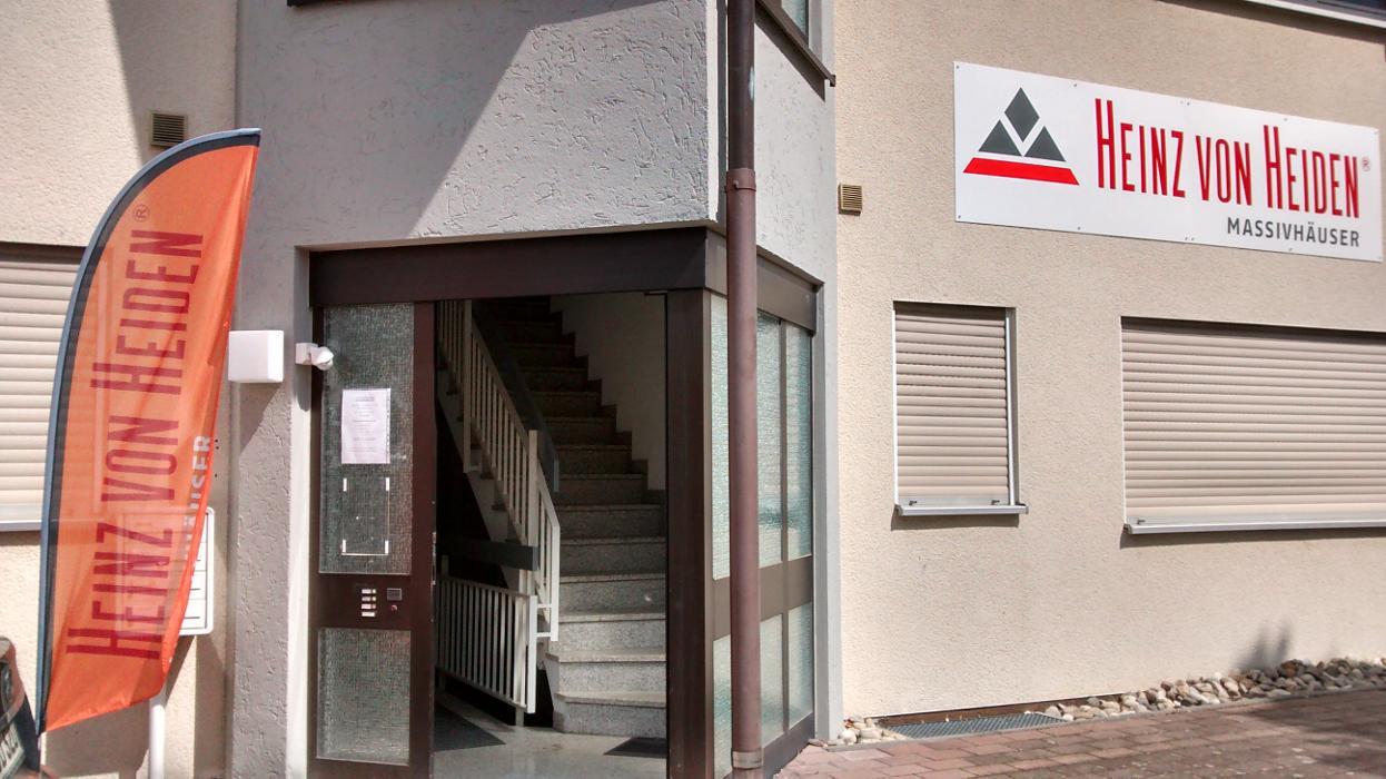 Faszinierend Heinz Von Heiden Häuser Preise Referenz Von - Stadtbüro Schorndorf, Aichenbachstraße In Schorndorf