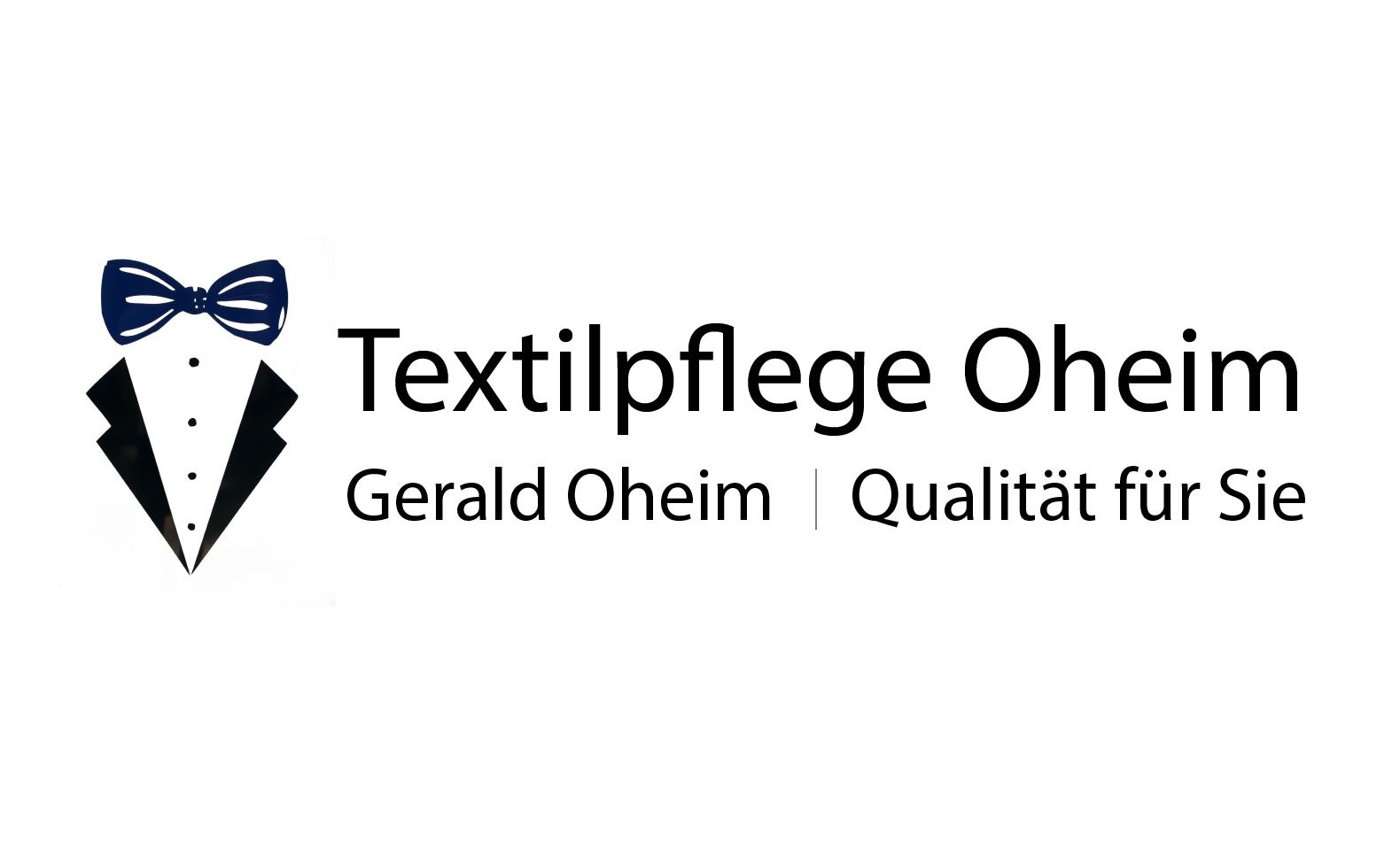 Textilpflege Gerald Oheim Berlin