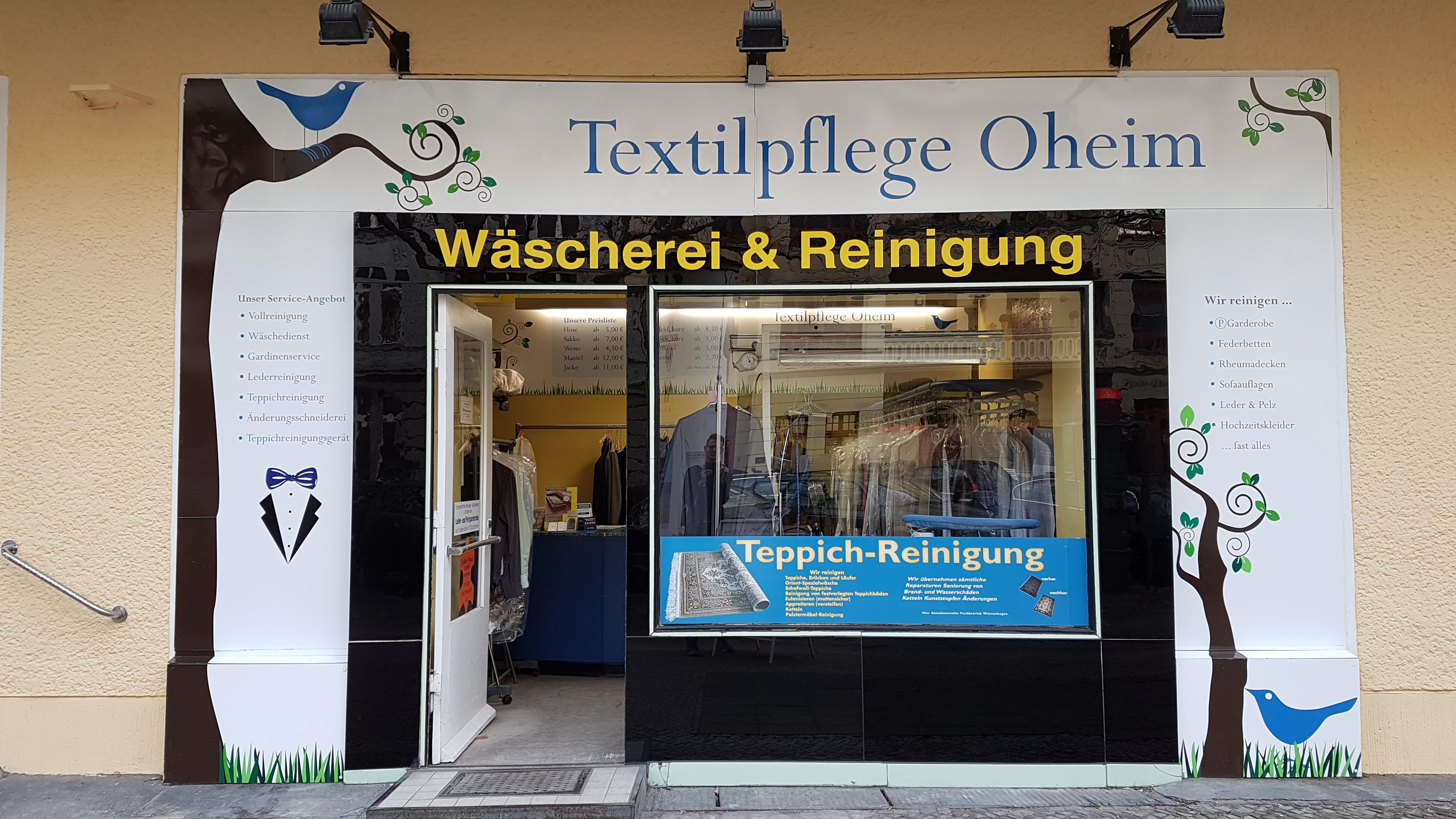 Fotos de Textilpflege Gerald Oheim