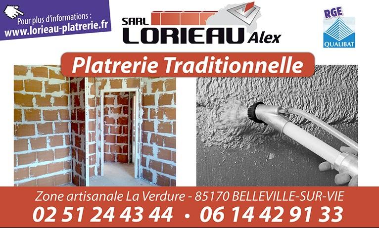 Lorieau Plâtrerie