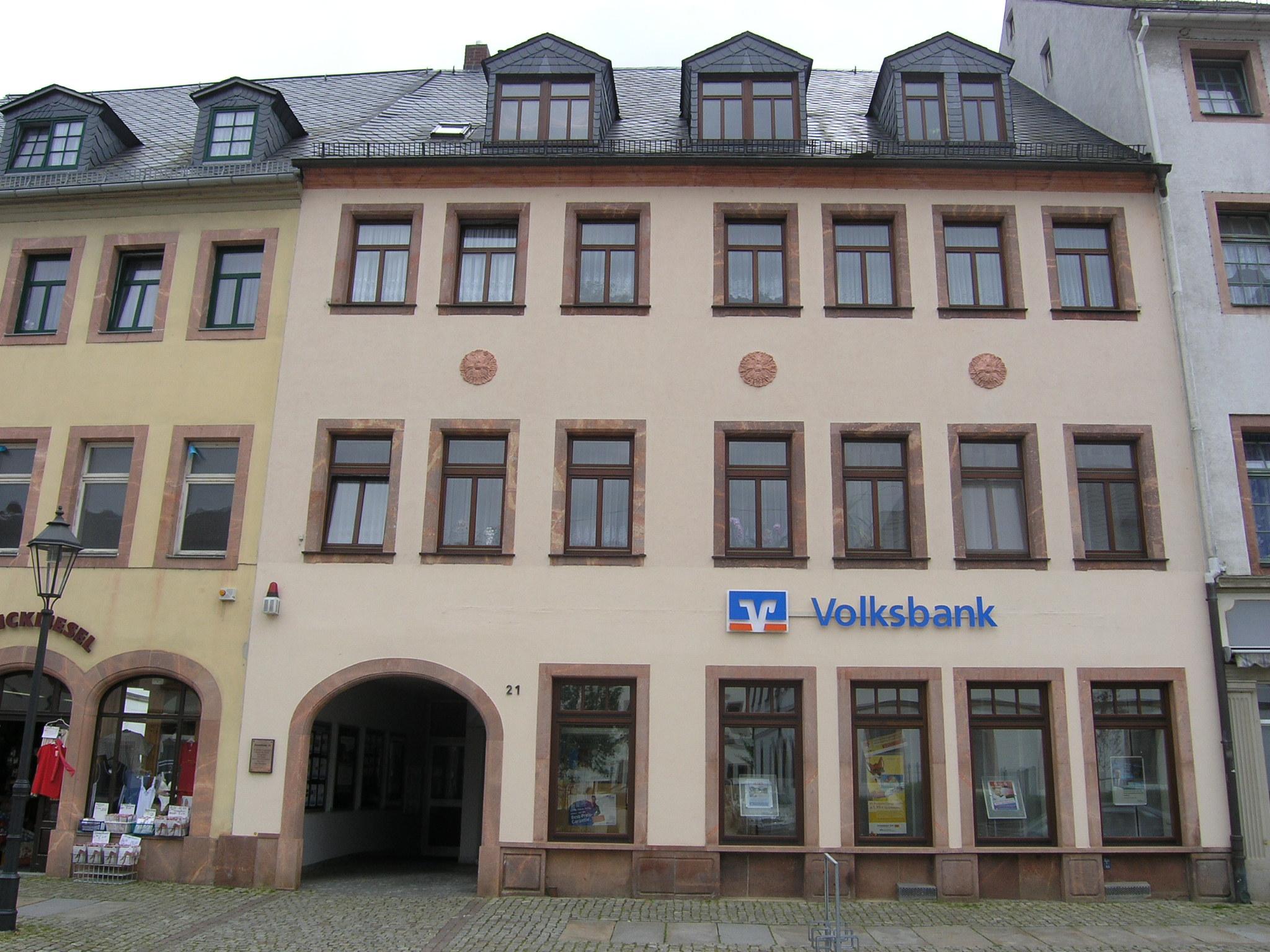 Volksbank Mittweida eG - Filiale Rochlitz