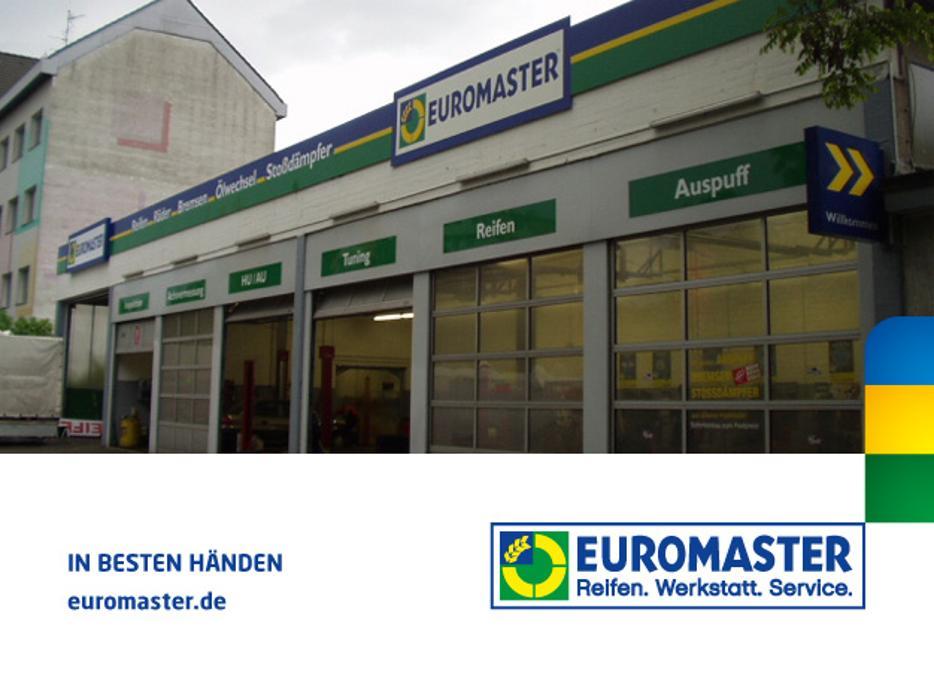 EUROMASTER GmbH, Tempelhofer Weg in Berlin
