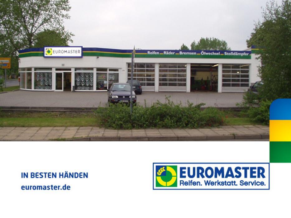 EUROMASTER GmbH, Grünbergallee in Berlin