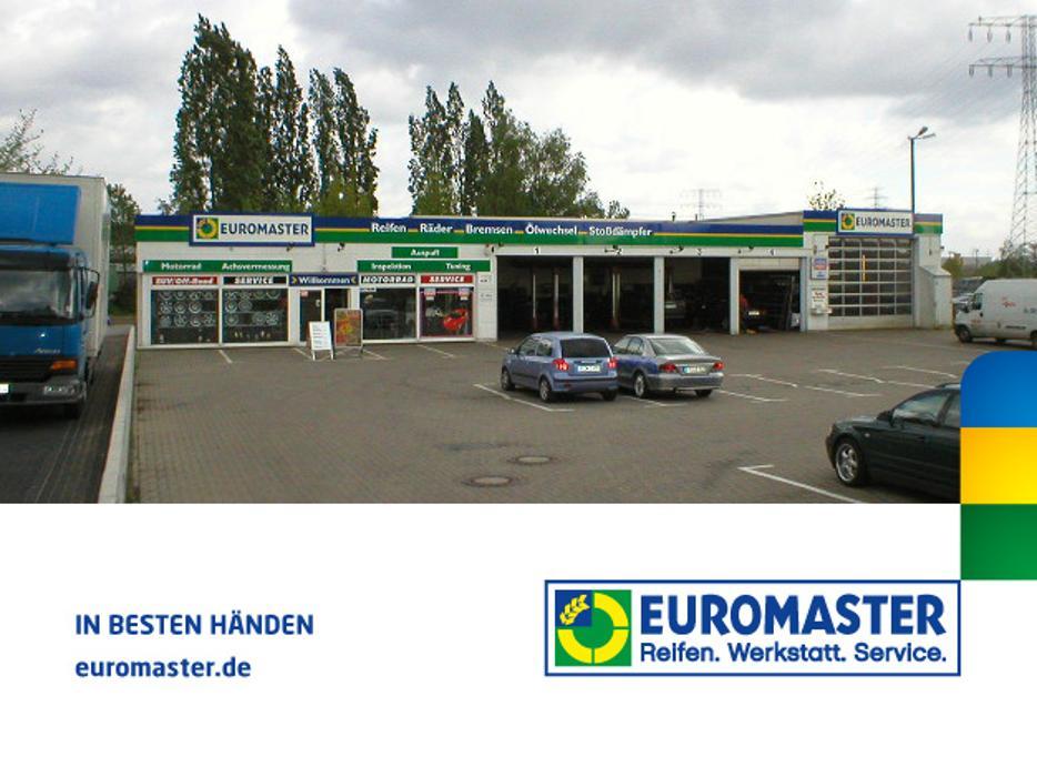 EUROMASTER GmbH, Gehrenseestraße in Berlin