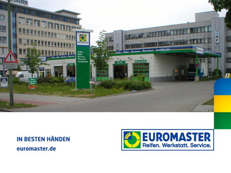 EUROMASTER GmbH, Allee der Kosmonauten in Berlin