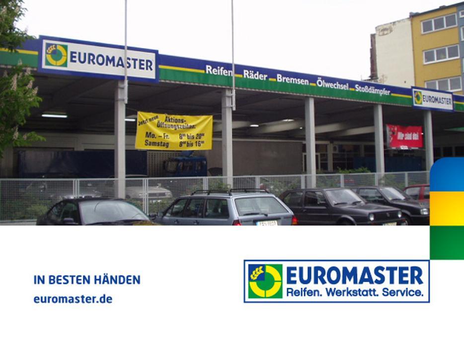 EUROMASTER GmbH, Reuchlinstraße in Berlin