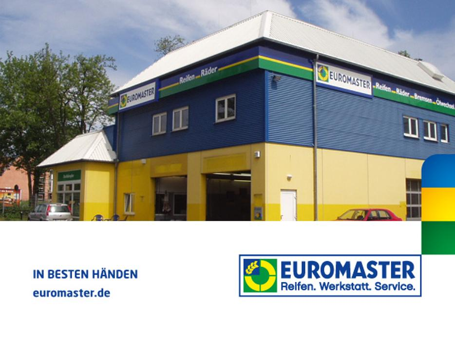 EUROMASTER GmbH, Teltower Damm in Berlin