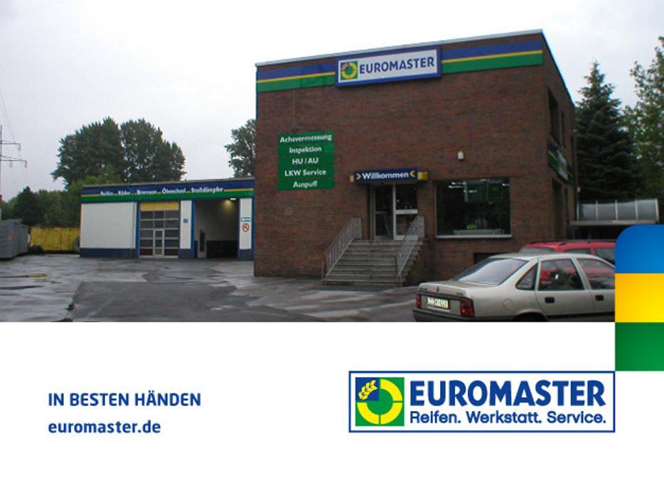 EUROMASTER GmbH, Hallesche Straße in Dortmund
