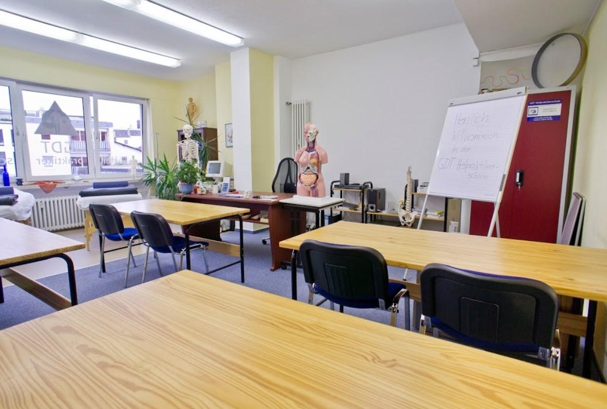 GDT Heilpraktikerschule