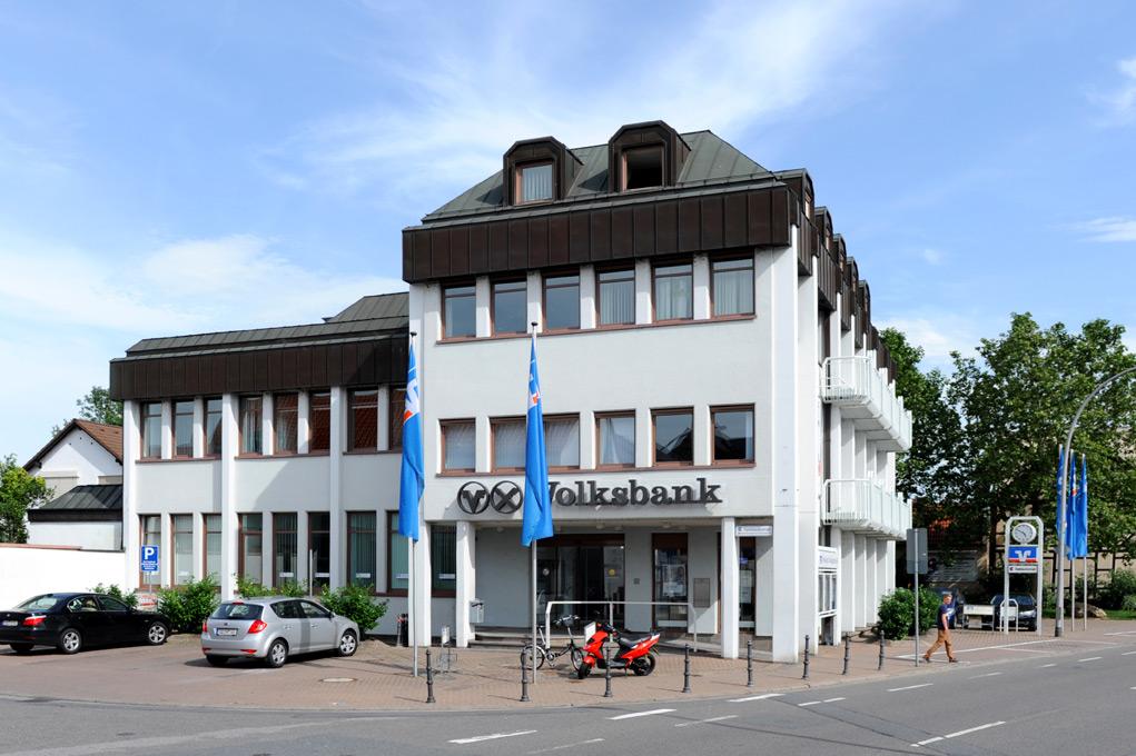 Volksbank Mainspitze eG, Geschäftsstelle Bischofsheim