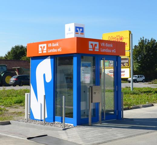 VR-Bank Landau-Mengkofen eG, SB-Stelle Gottfrieding