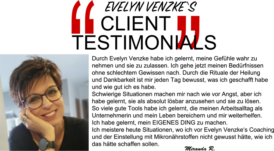 Evelyn Venzke, Praxis für Alternative Therapie