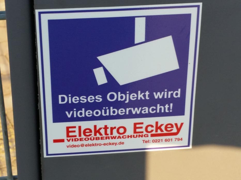 Bild zu Videoüberwachung Eckey in Köln
