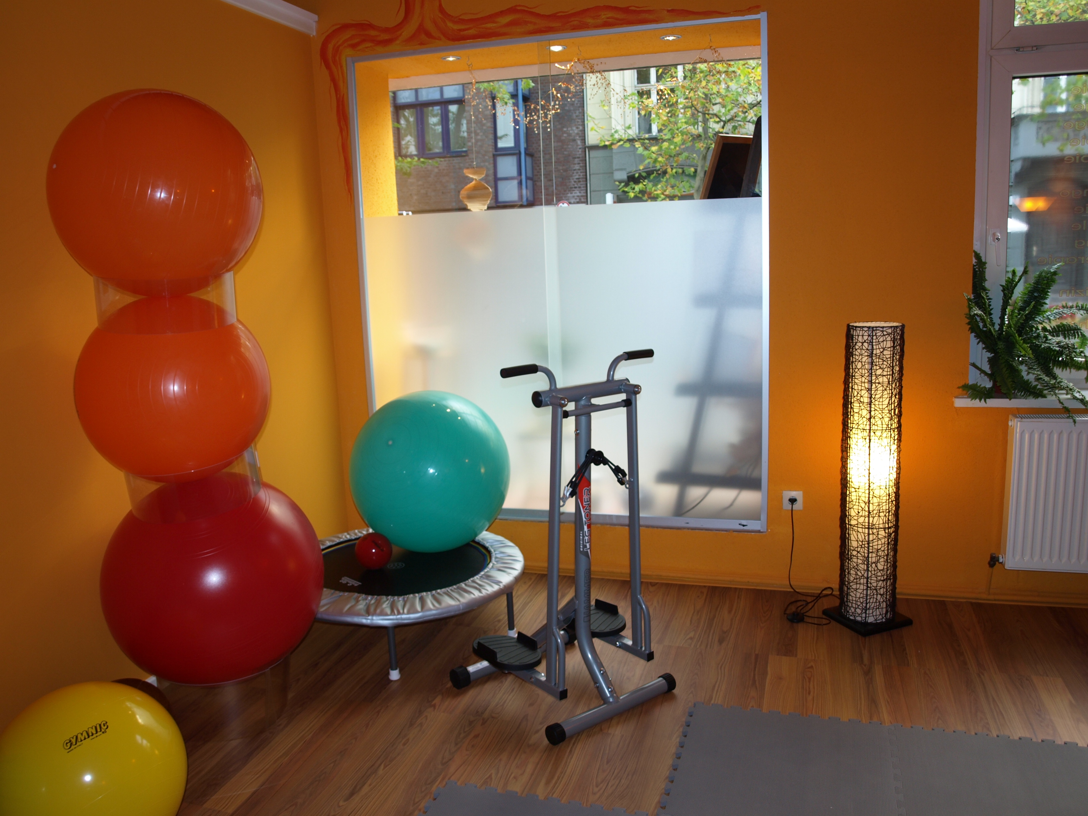 Praxis für Physiotherapie Martina Flügel
