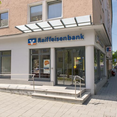 Foto de Raiffeisenbank München-Süd eG, Geschäftsstelle Thalkirchen