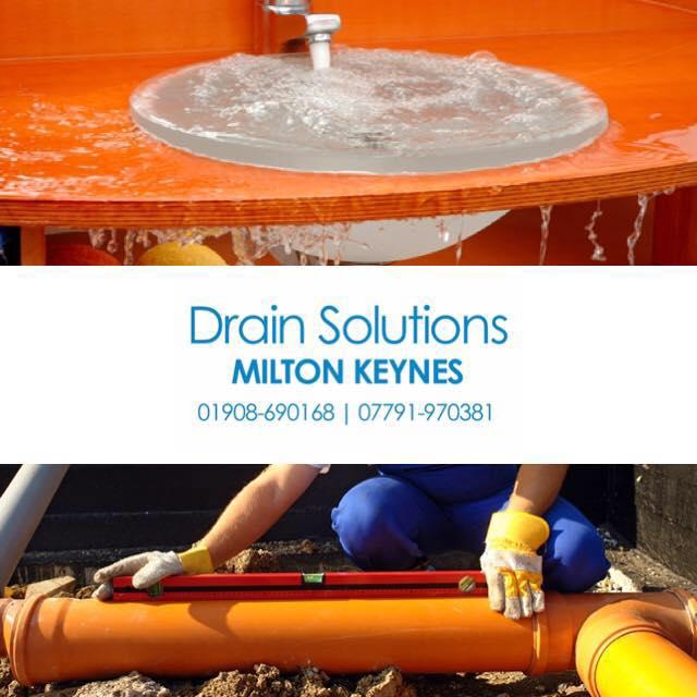 Drain solutions Milton Keynes
