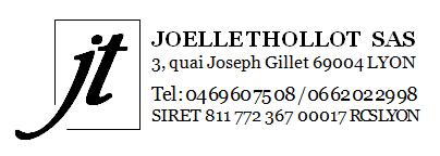 JOELLE THOLLOT SAS
