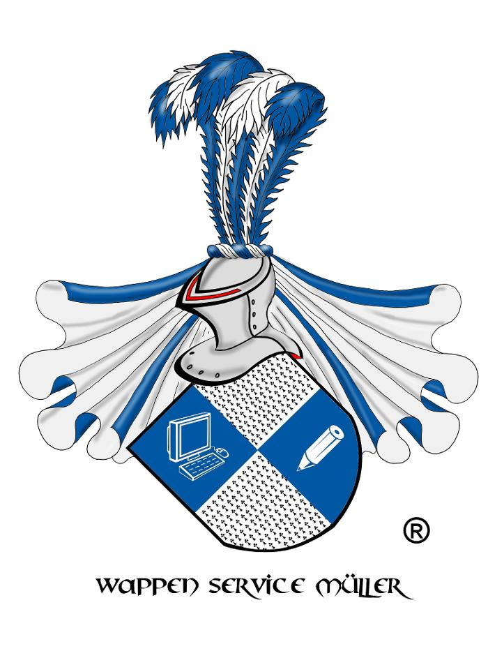Bild zu Wappen Service Müller, Familienwappen in Dresden