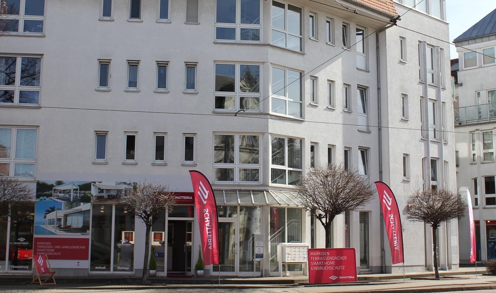 Schatteria - Markisen und Terrassendächer