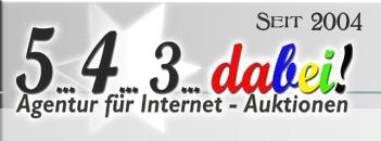 543-dabei - Agentur für Internetauktionen - Ebay Verkaufsagent