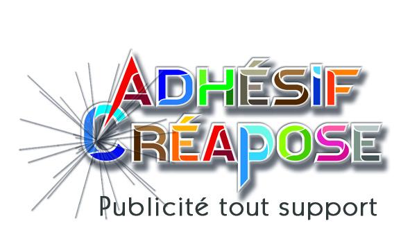 ADHESIF CREAPOSE graphiste