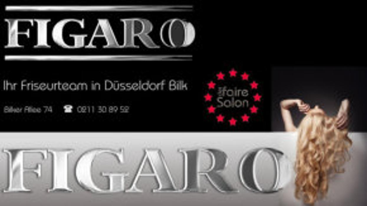 Ihr Friseurteam in Düsseldorf Bilk Figaro