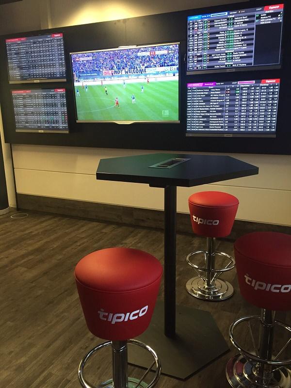 Tipico nb sport GmbH Wetten, Sportwetten, Tipomat, Spielautomaten