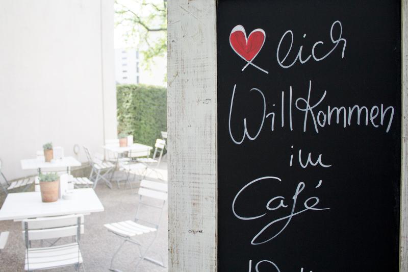 Feinkost Käfer Café im Museum Villa Stuck