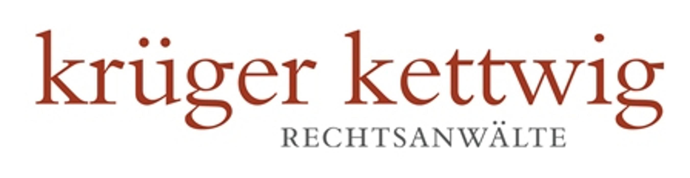 Krüger Kettwig Rechtsanwälte Partnerschaftsgesellschaft Mbb