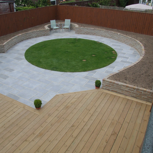 Kevin Tilmouth Garden Design and Property Maintenance