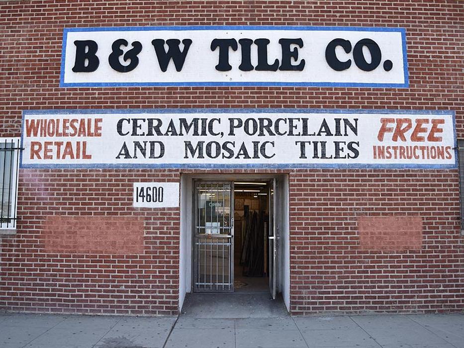 B & W Tile Co. - Gardena, CA