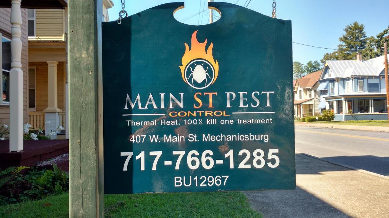 Main Street Pest Control - Mechanicsburg, PA