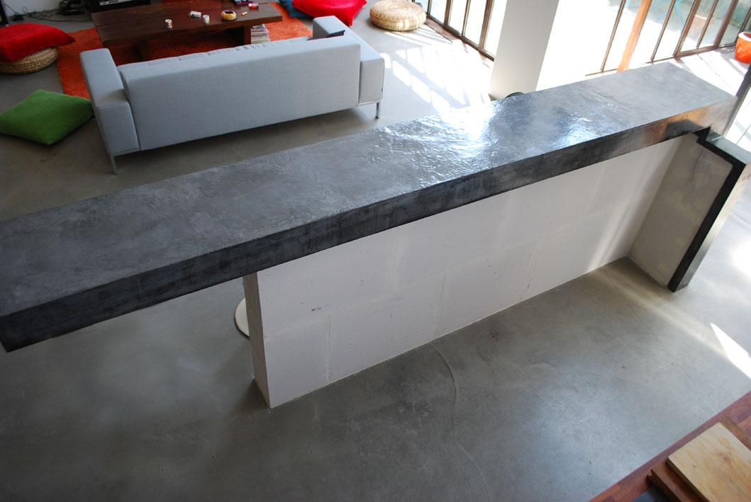Rovelli design Beton