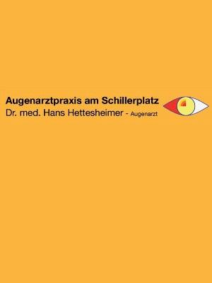 Augenarztpraxis am Schillerplatz Dr. med. Hans Hettesheimer
