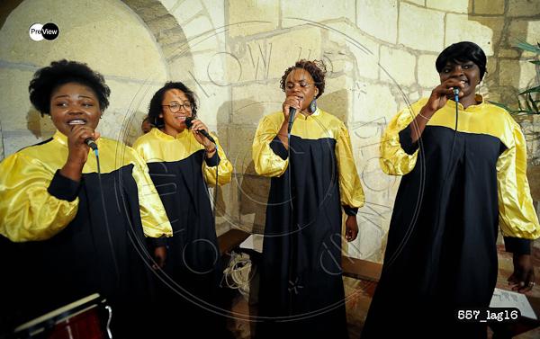 Chorale Gospel Louons L'Eternel