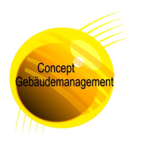 Concept Gebäudemanagement