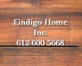 Construction Company in MN Anoka 55303 Eindigo Home, Inc. 5628 164th Ave NW (612)600-5668