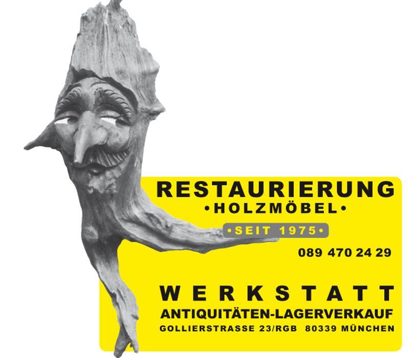 Bild zu RestaurierungsWerkstatt in München