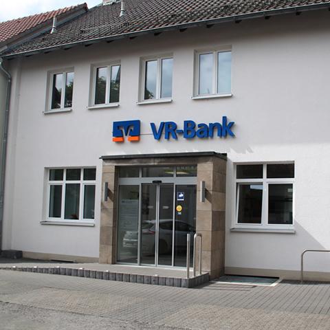 Foto de Volksbank Raiffeisenbank Rhön-Grabfeld eG Filiale Nordheim